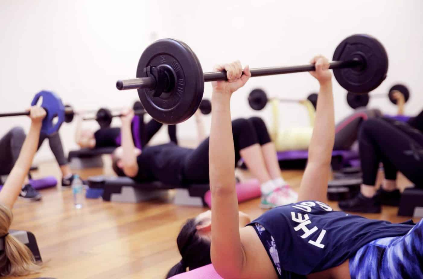 Lift The Nation: Why weight training works for women