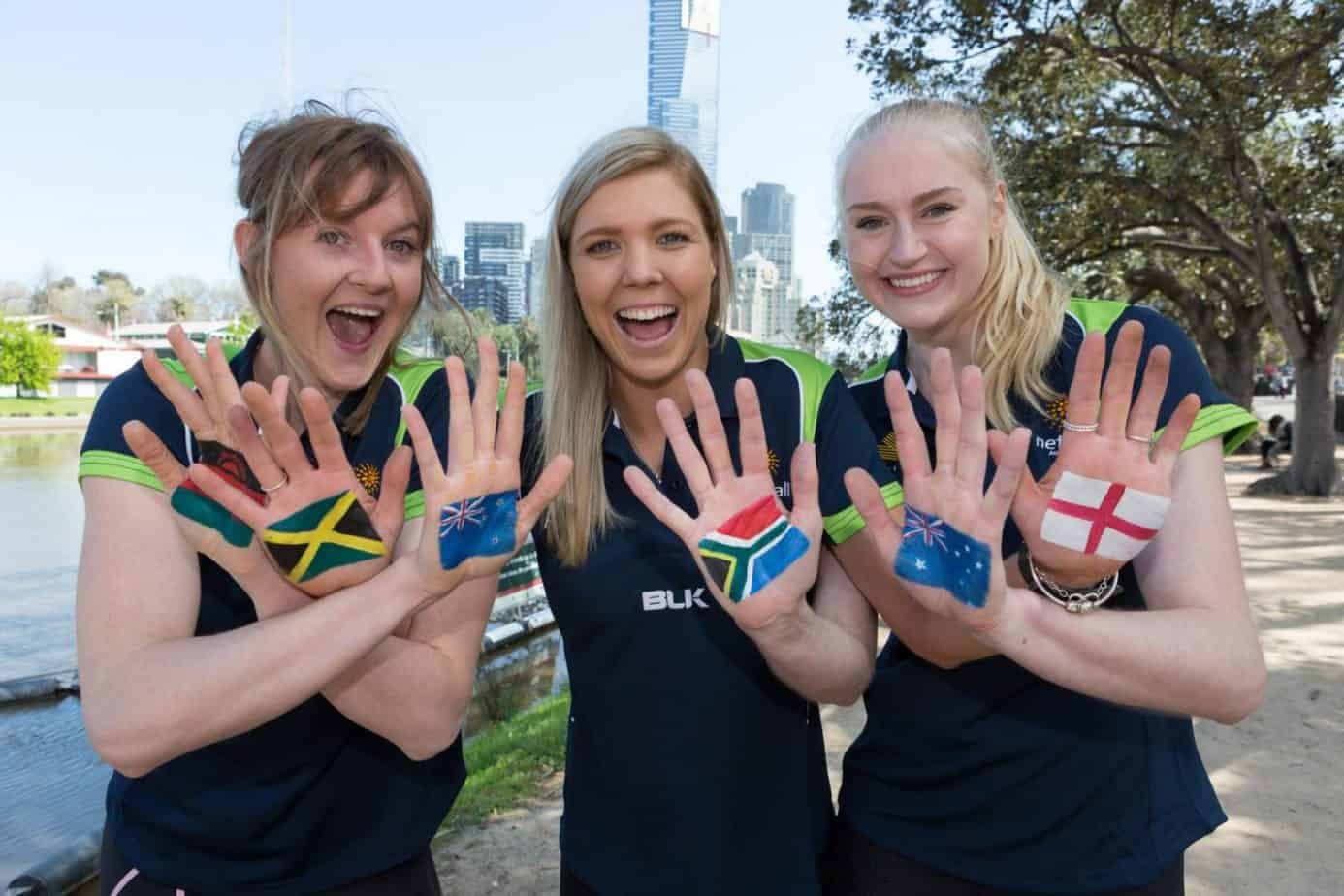 A new breed of netball: Fast5 World Series