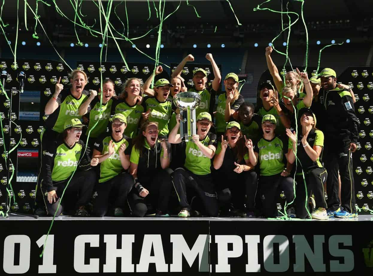 Welcome back WBBL: Player profile series