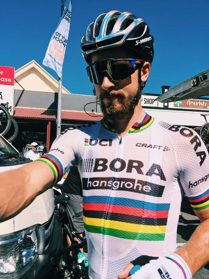 Peter Sagan Tour Down Under