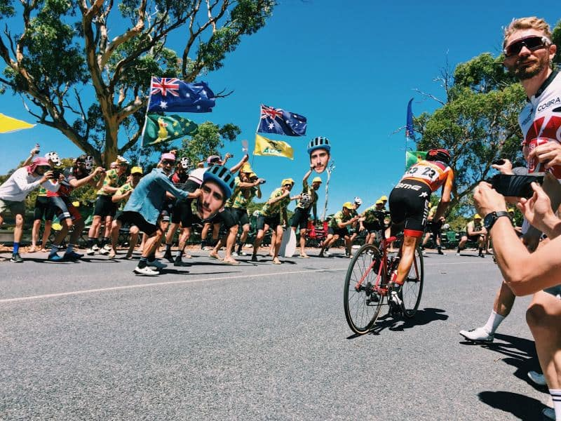 Richie Porte Tour Down Under