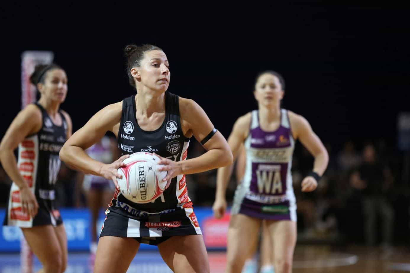 5 minutes with: Collingwood Magpies Netball captain Madi Robinson