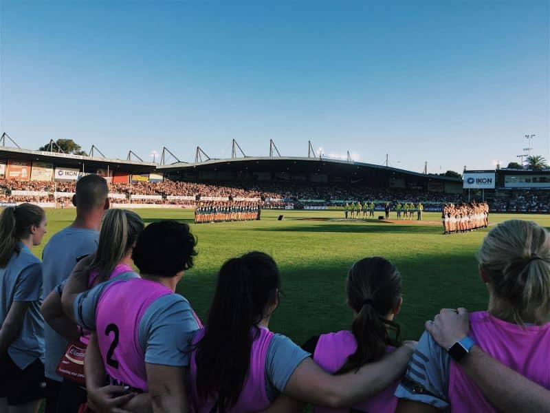 AFL Women's Opening Game