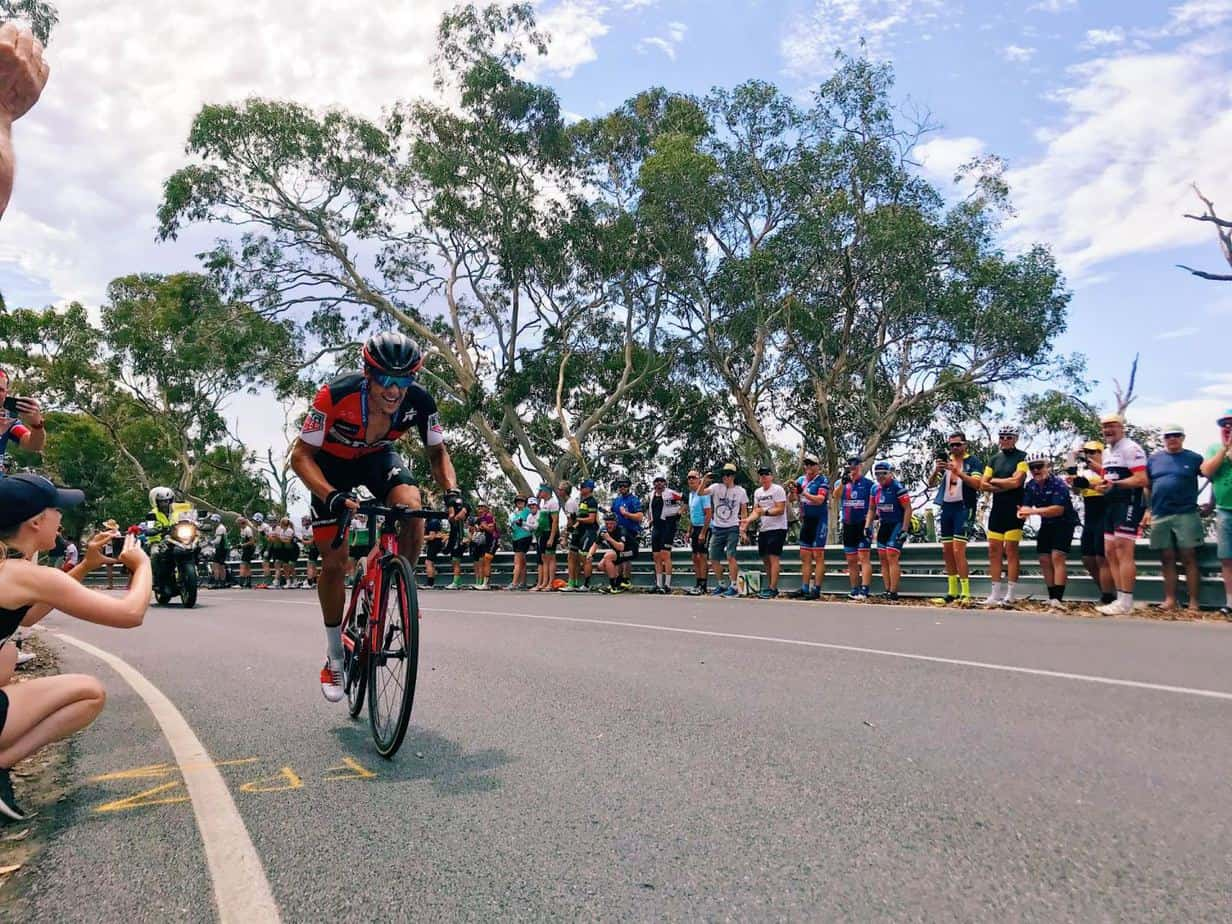 2018 Tour Down Under travel diary