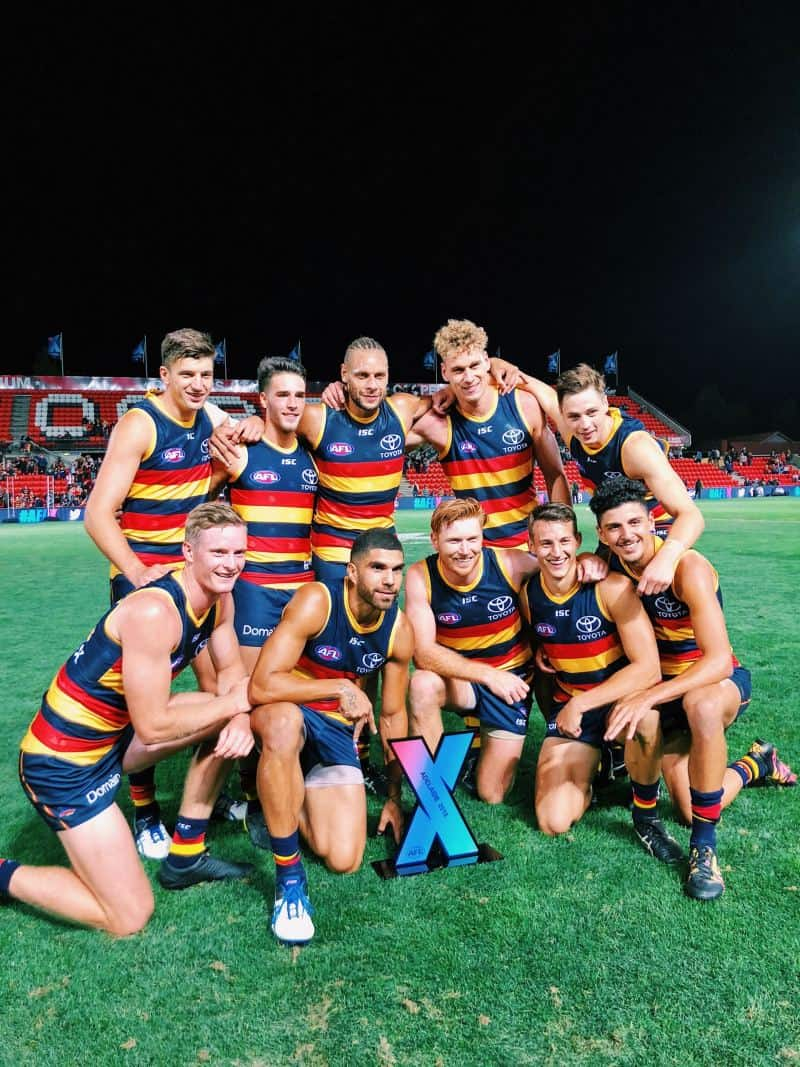 AFLX Adelaide