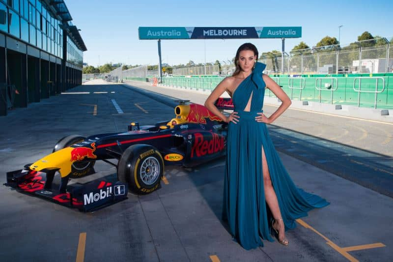 5 minutes with: 2018 Australian Grand Prix Ambassador Brooke Meredith