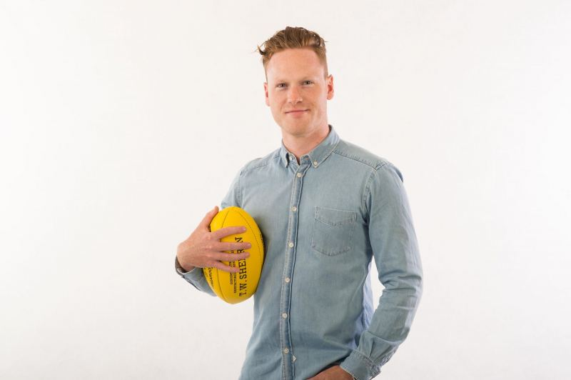 5 minutes with: Award winning AFL journalist Sam McClure